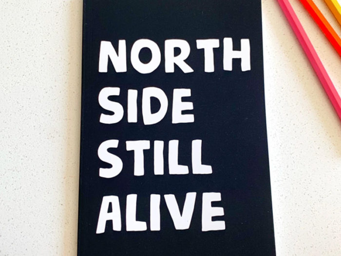 North Side Still Alive Majesty and Friends- Explore Edmonton - Made in Edmonton - Ultimate Gift Guide Linda Hoang