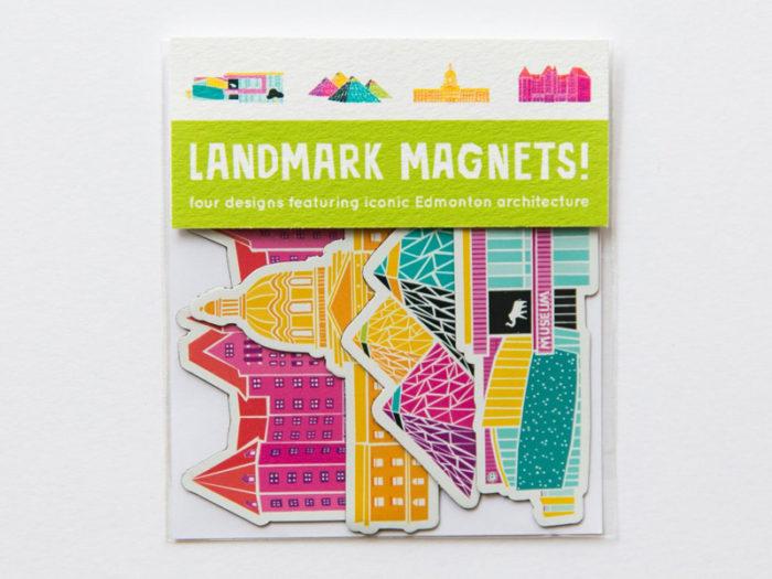 Stephanie Simpson Illustrates - Edmonton Land Marks - Explore Edmonton - Made in Edmonton - Ultimate Gift Guide Linda Hoang