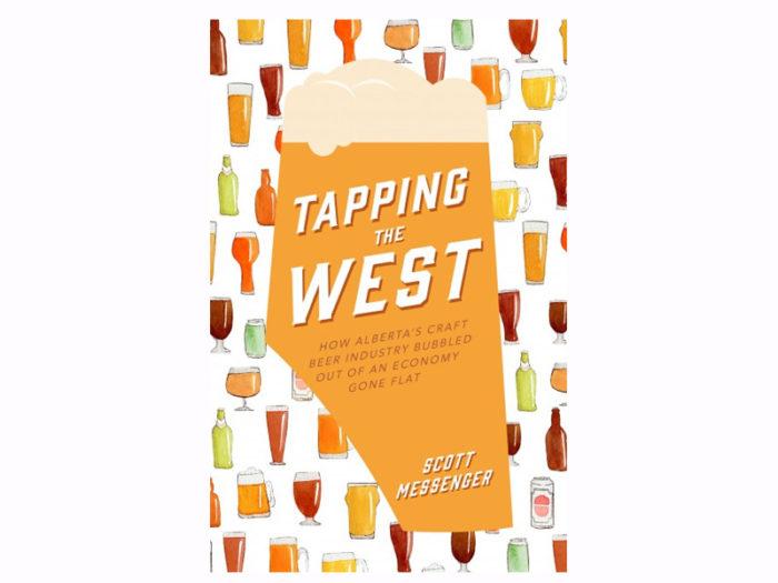 Tapping the West Alberta Craft Beer Book - Explore Edmonton - Made in Edmonton - Ultimate Gift Guide Linda Hoang