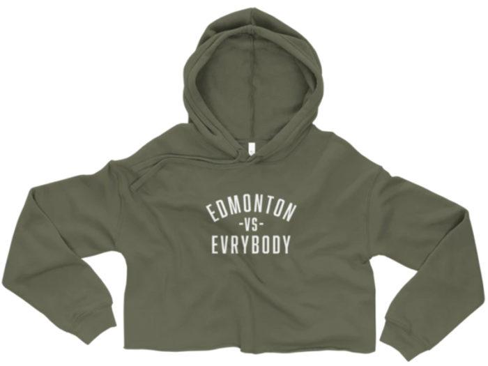 YEG & Co Edmonton Apparel Clothes Hoodies - Explore Edmonton - Made in Edmonton - Ultimate Gift Guide Linda Hoang