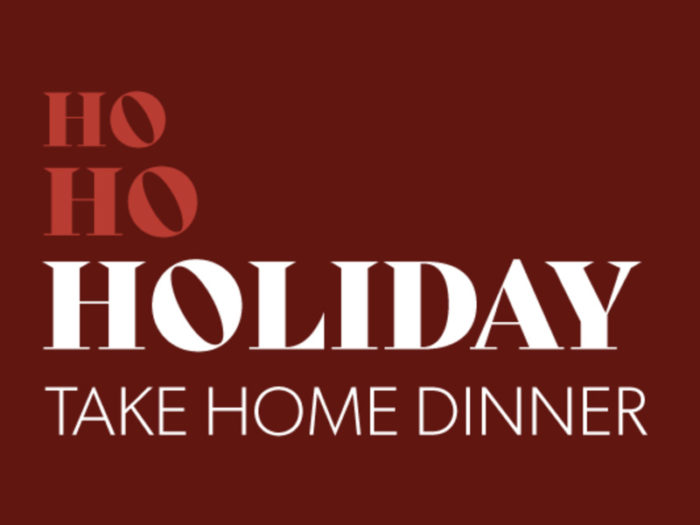 Central Social Hall - Holiday Dinner - Take Home Take Out Meal Edmonton Christmas Food copy