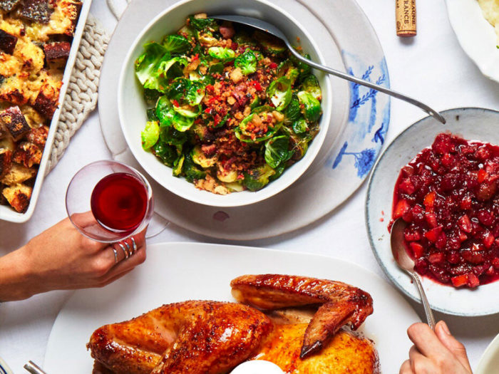District Cafe Bakery - Holiday Christmas Turkey Dinner - Edmonton
