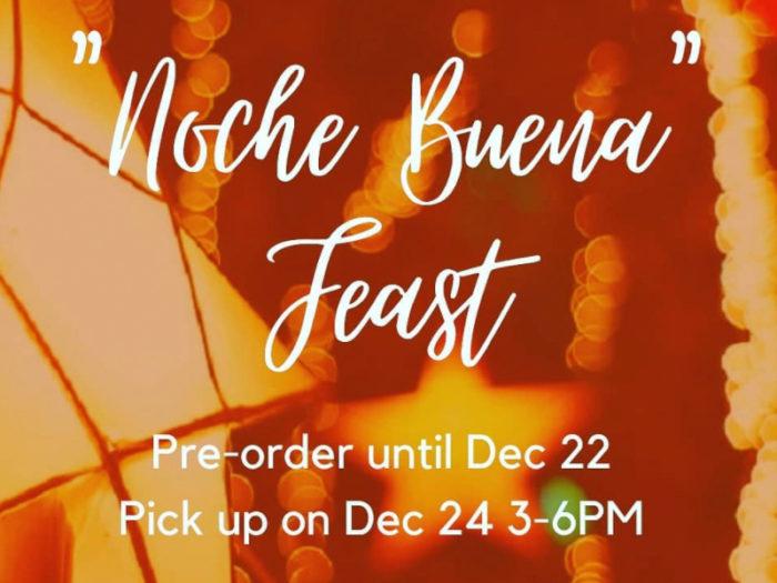 Filistix - Holiday Christmas Filipino Feast - Edmonton