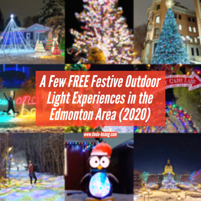 Free Festive Outdoor Christmas Holiday Light Experiences - Explore Edmonton