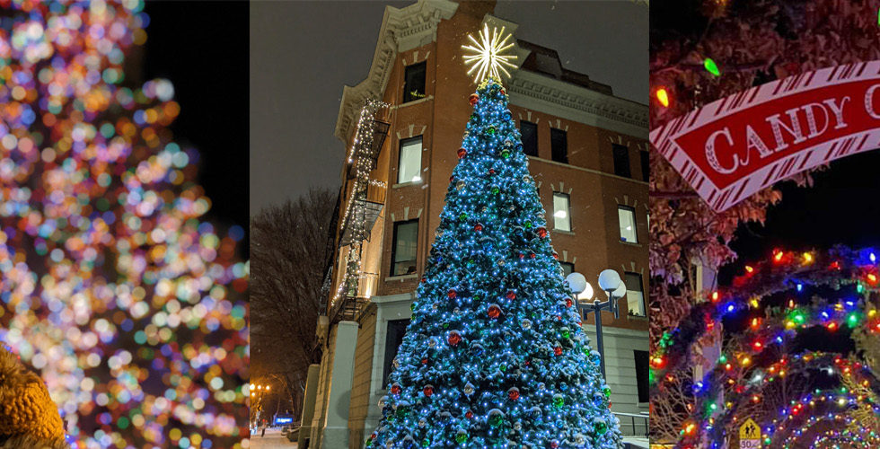 Free Festive Outdoor Christmas Holiday Light Experiences - Explore Edmonton - Travel Alberta