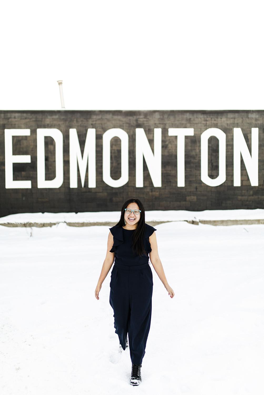 Keep Edmonton Weird - Stadium Yards - Explore Edmonton - Instagrammable Walls of Edmonton - Travel Alberta