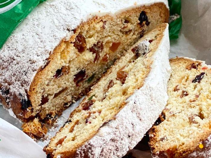 Malina Ukrainian Bakery- Christmas Dinner Menus