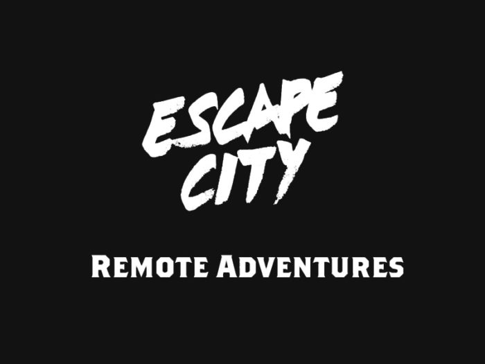 New Years Eve Explore Edmonton Dec 31 2020 Virtual Events Take Out Meals Things To Do - Escape City Virtual Escape Room Remote Adventure