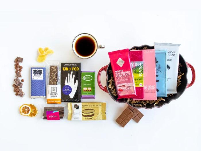 Alberta Food Tours - Alberta Cares Chocolate Package - Valentines Day - Romantic - Explore Edmonton - Food - Sweet Treats