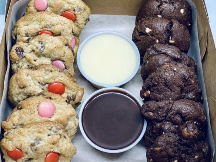 Bagel Bar - Chonk Box - Valentines Day - Explore Edmonton - Food - Sweet Treats