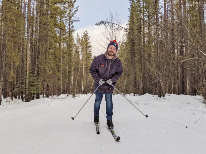 Cross Country Skiing Kananaskis Country Explore Alberta Canmore Rocky Mountains