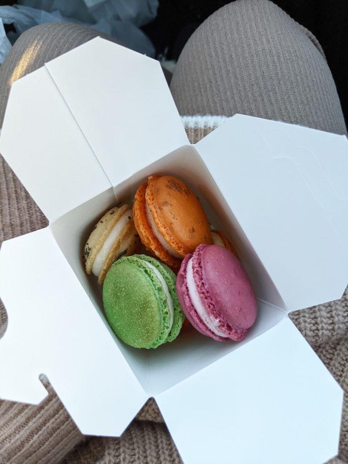 Edmonton Chinatown Dining Week - Macarons & Goodies - Explore Edmonton - Food - 1