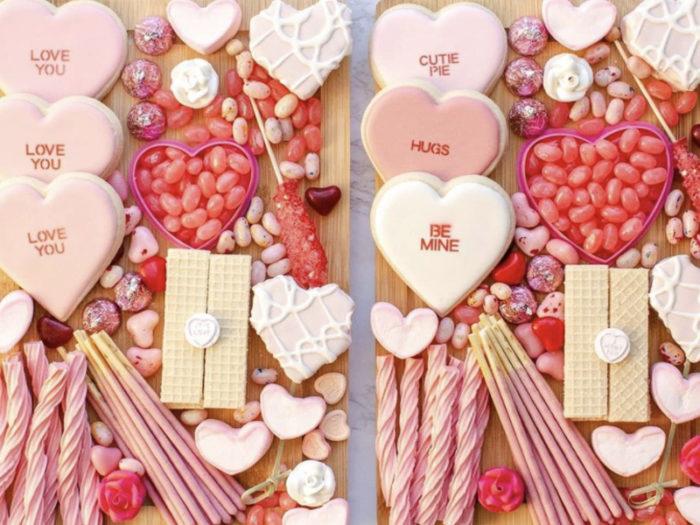 Kari Skelton - Valentines Day Treat Tray - Explore Edmonton - Food - Sweet Treats