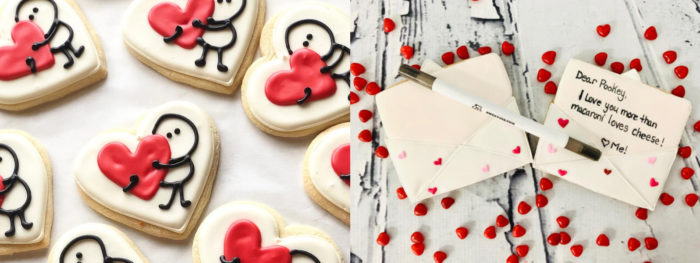 Lindorks Lists - Valentines Sweet Treats Blog