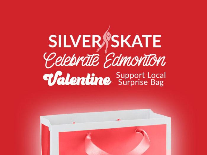 Silver Skate Festival - Celebrate Local Surprise Bag - Valentines Day - Romantic - Explore Edmonton - Food - Sweet Treats