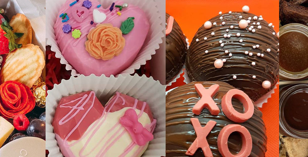 Valentines Day - Romantic - Explore Edmonton - Food - Sweet Treats To Order 2
