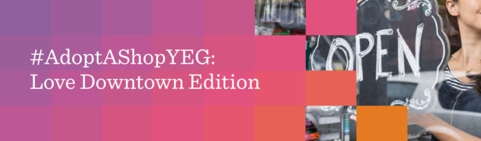 Adopt a Shop YEG