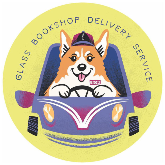 Glass Bookshop - Local Delivery Service - Explore Edmonton - Businesses Pivoting Changes Innovation during Pandemic