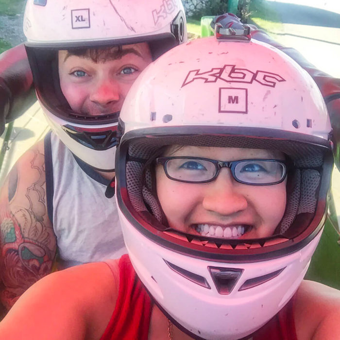 Go Kart WinSport Calgary Skyline Luge Adventure Explore Edmonton 2