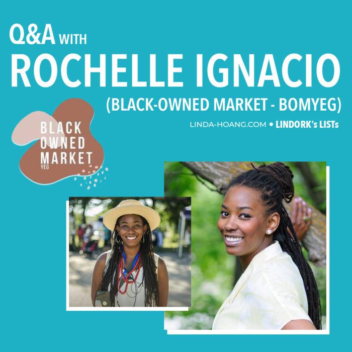 Lindorks Lists - Q&A with Rochelle Ignacio Black Owned Market BOMYEG Explore Edmonton