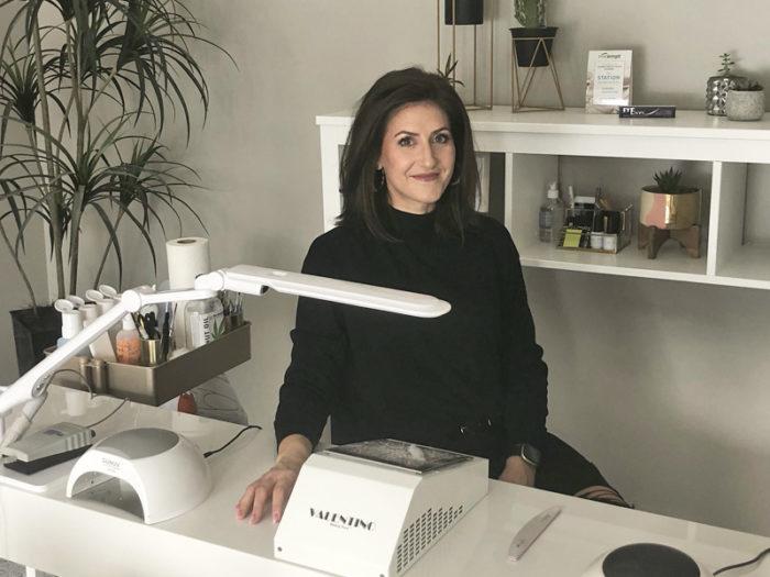 Lisa Rattai Nails - 41 Edmonton Area Women Artists Makers Creators Business Owners - Explore Edmonton - Food