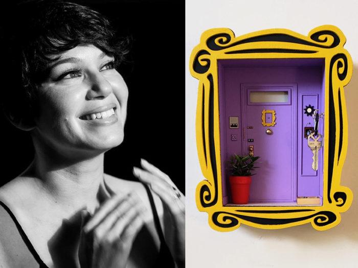 Little Day Miniatures - Jennifer Izquierdo - 41 Edmonton Area Women Artists Makers Creators Business Owners - Explore Edmonton