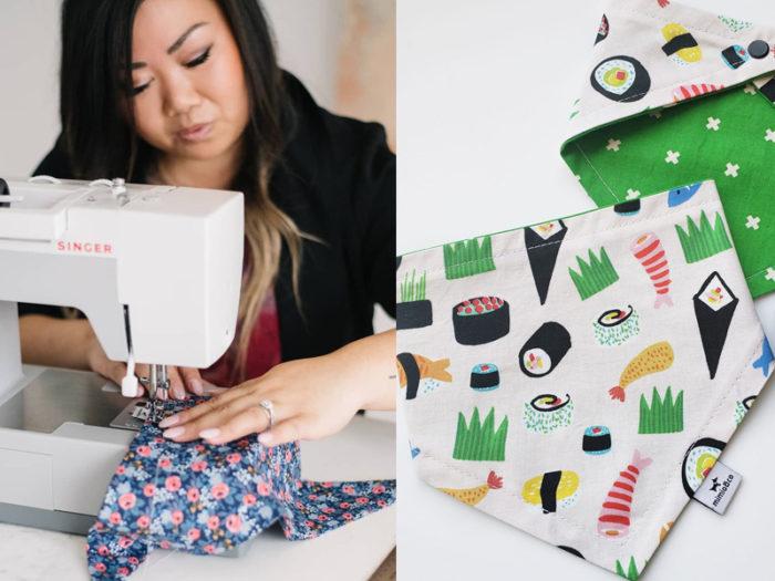 Mimio and Co - Adrienne - Dog - 41 Edmonton Area Women Artists Makers Creators Business Owners - Explore Edmonton