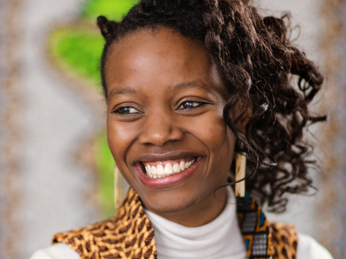 Msichana - Lorna Mutegyeki - 41 Edmonton Area Women Artists Makers Creators Business Owners - Explore Edmonton