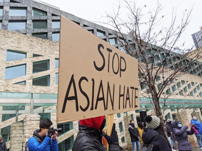 Stop Asian Hate Alberta