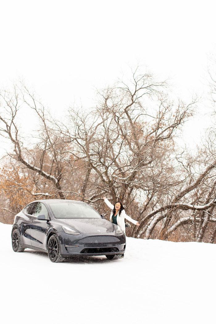 Tesla Model Y - Tesla Owners of Alberta - Edmonton Alberta - Explore Edmonton - Fancy Cars SUV Electric Vehicles 15jpg
