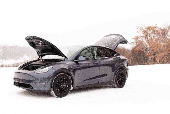 Tesla Model Y - Tesla Owners of Alberta - Edmonton Alberta - Explore Edmonton - Fancy Cars SUV Electric Vehicles