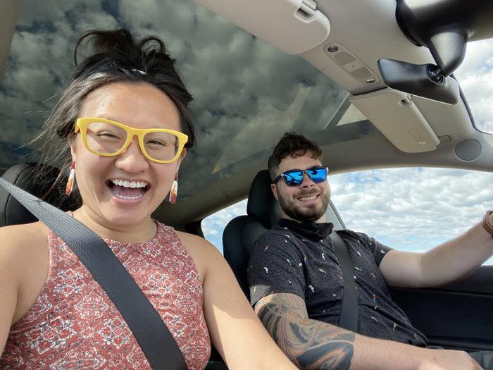 Tesla Model Y - Tesla Owners of Alberta - Edmonton Alberta - Explore Edmonton - Fancy Cars SUV Electric Vehicles Road Trip