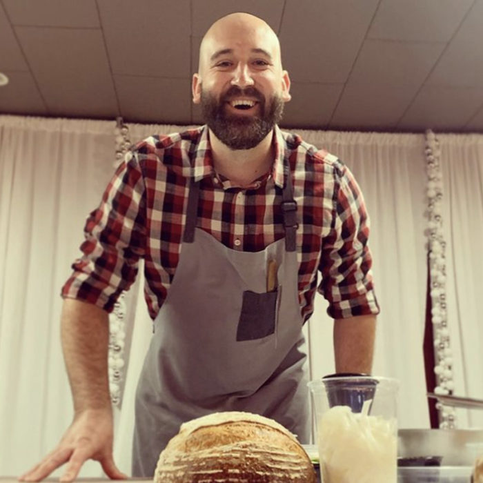 Virtual Cooking Classes Steve Brochu MilkCrate Edmonton Food 1