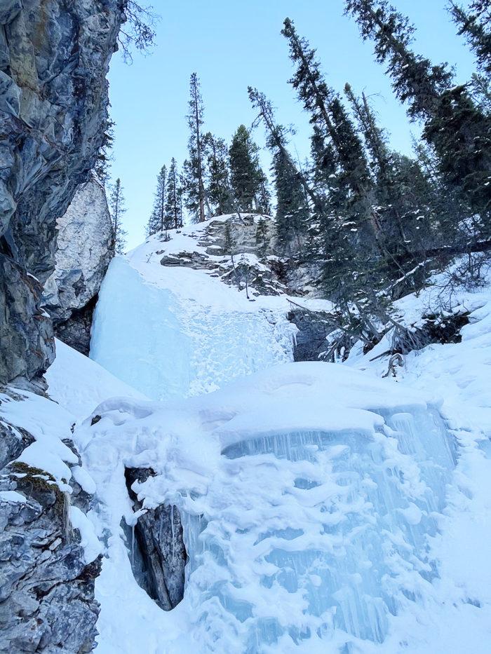 Explore Canmore Kananaskis - Travel Alberta - Hiking - Ice Climbing 10
