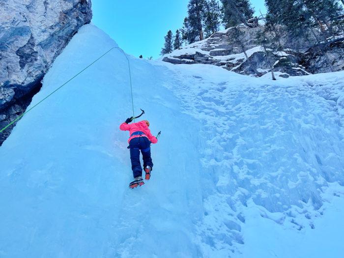 Explore Canmore Kananaskis - Travel Alberta - Hiking - Ice Climbing 6