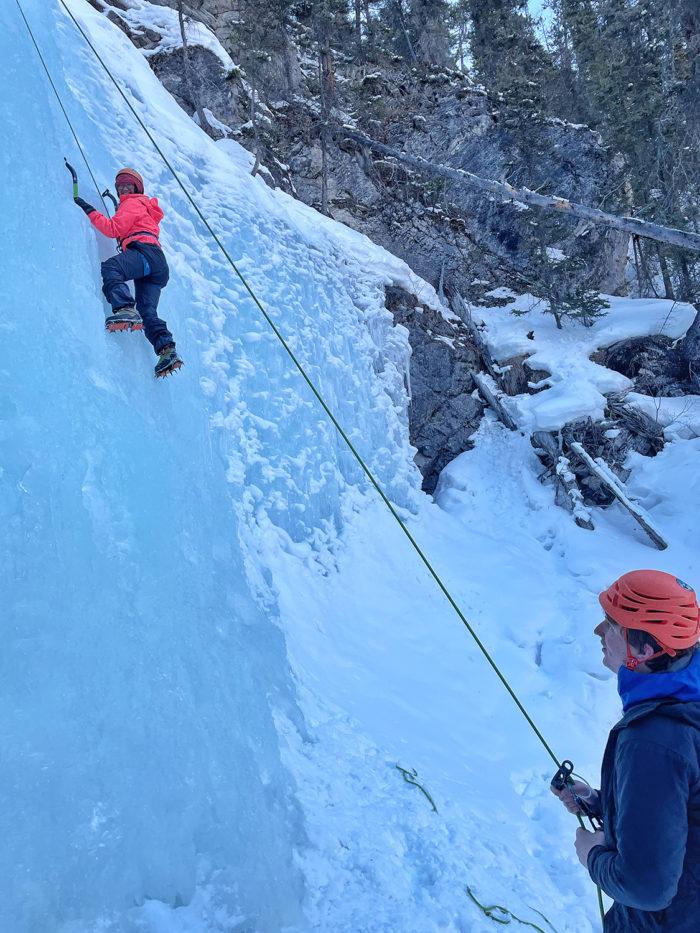 Explore Canmore Kananaskis - Travel Alberta - Hiking - Ice Climbing 7