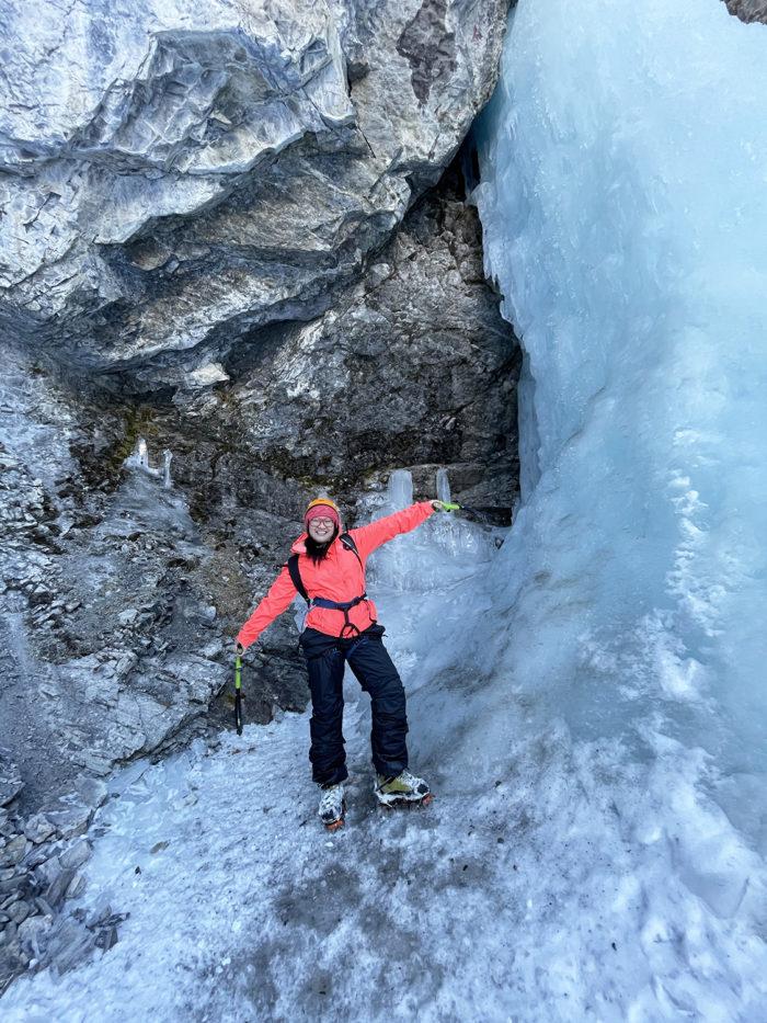 Explore Canmore Kananaskis - Travel Alberta - Hiking - Ice Climbing 8