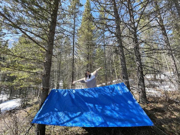 Explore Canmore Kananaskis - Travel Alberta - Pomeroy Kananaskis Lodge Kananaskis Outfitters Guided Survival Hike 8