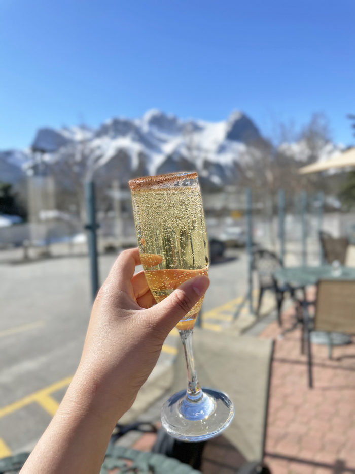 Explore Canmore Kananaskis - Travel Alberta - Town of Canmore - Chez Francois French Restaurant Brunch