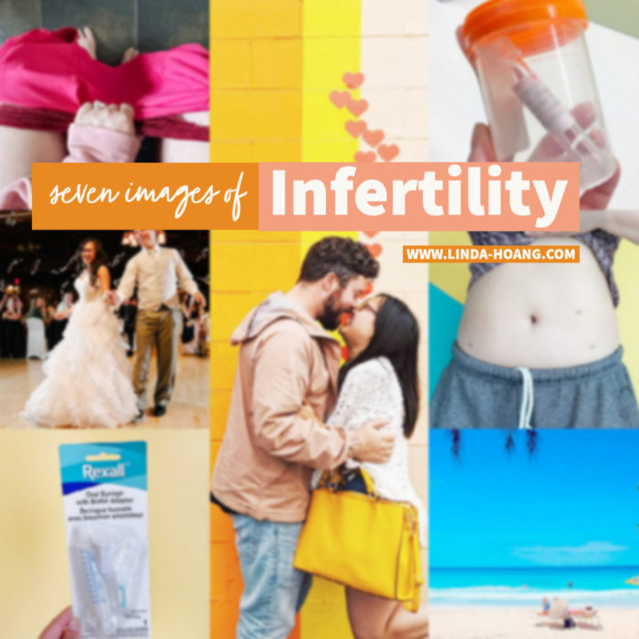 Infertility Awareness Week - Canada - Seven Images of Unexplained Infertility