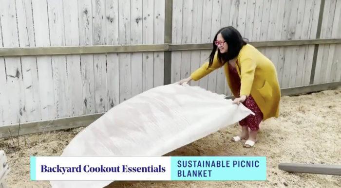 Cityline - Eco friendly backyard BBQ cookout - Edmonton Food - Linda Hoang 2