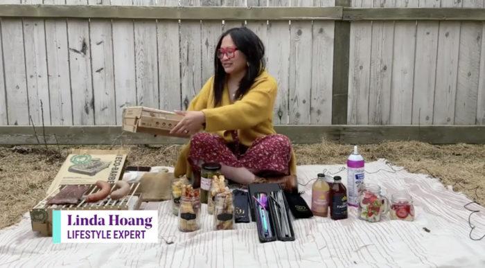 Cityline - Eco friendly backyard BBQ cookout - Edmonton Food - Linda Hoang 8