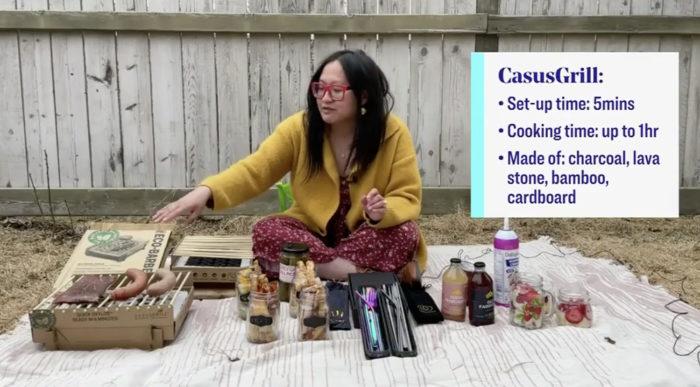 Cityline - Eco friendly backyard BBQ cookout - Edmonton Food - Linda Hoang 9