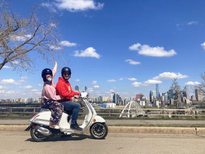 Explore Edmonton - VespaYEG - Vespa Rentals - Things to do in Edmonton