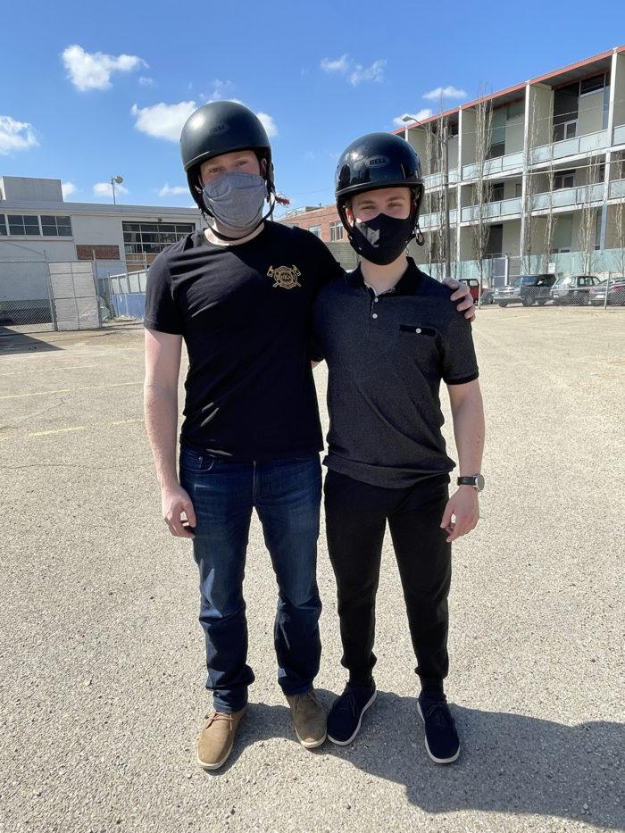 Explore Edmonton - VespaYEG - Vespa Rentals - Things to do in Edmonton 5