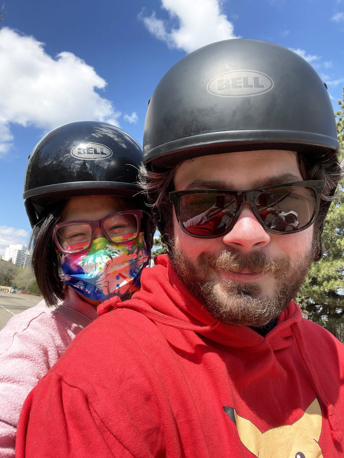 Explore Edmonton - VespaYEG - Vespa Rentals - Things to do in Edmonton 6