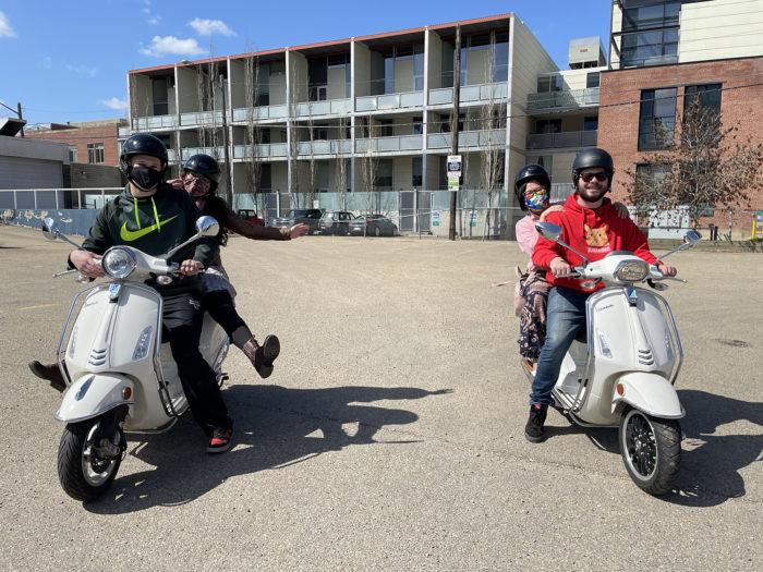 Explore Edmonton - VespaYEG - Vespa Rentals - Things to do in Edmonton 8