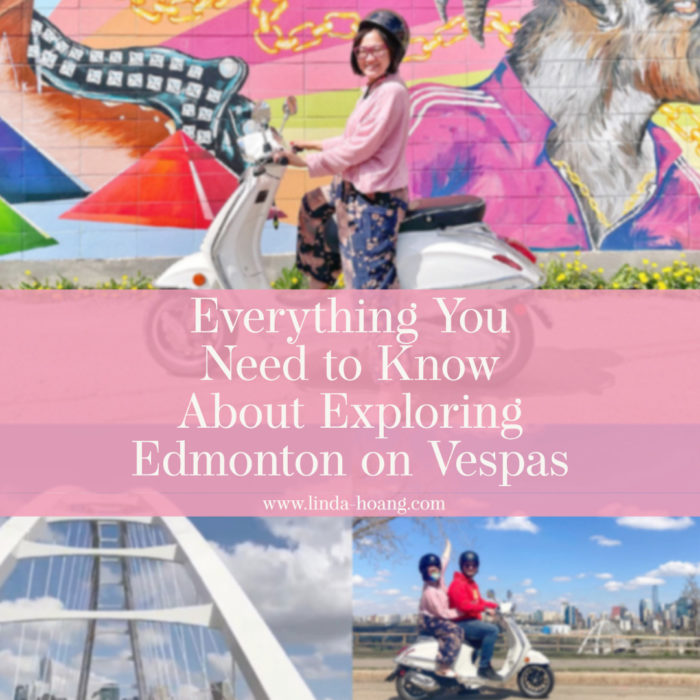 Explore Edmonton - VespaYEG - Vespa Rentals - Things to do in Edmonton 9