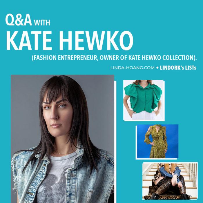 Lindorks Lists Q&A with Kate Hewko 1