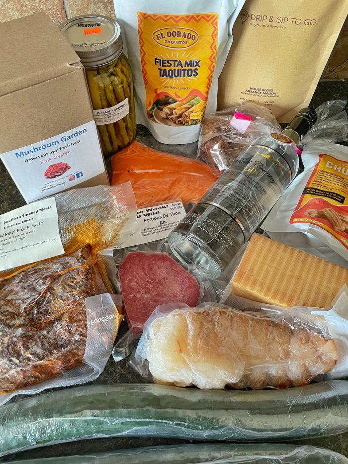 The Callingwood Farmers Market West Edmonton - Explore Edmonton - Local Businesses - Shop Local Vendors - Food -1